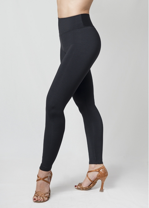 Legging basic licra negro