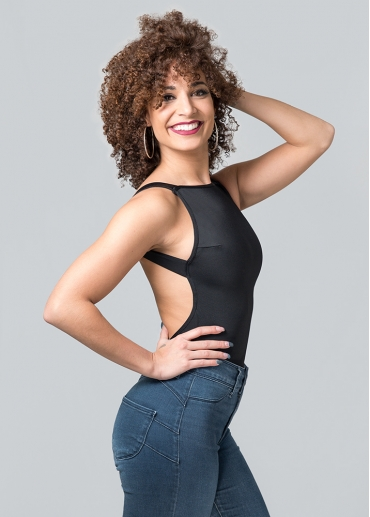 Body Verónica Negro