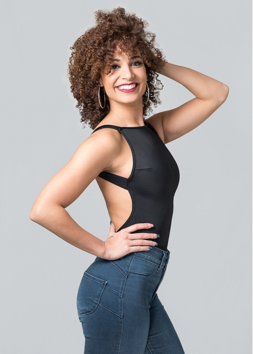 Body Verónica López Negro