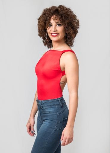 Body Verónica Rojo