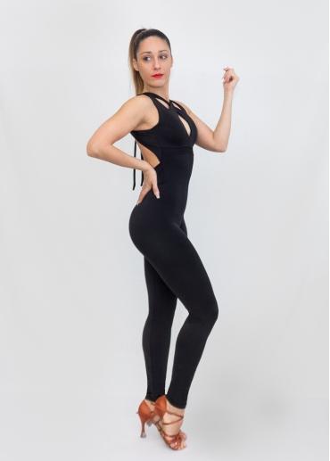 Black Ana Jumpsuit