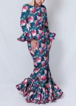Traje de flamenca Triana
