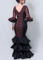 Traje de flamenca Jimena