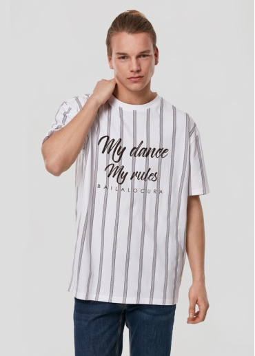 Camiseta My dance my rules