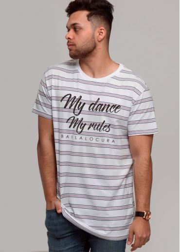 Camiseta hombre My dance my rules