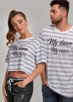 Camiseta My dance my rules (new)