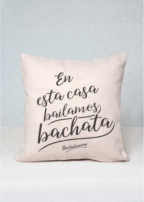 Cojín Cama Bachatero