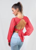 Blusa Lazada Rosa