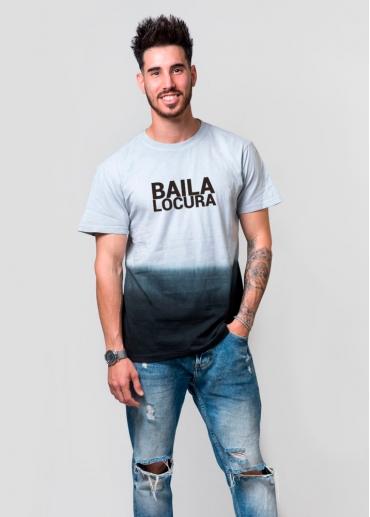 Gradient Bailalocura Charlie t-shirt