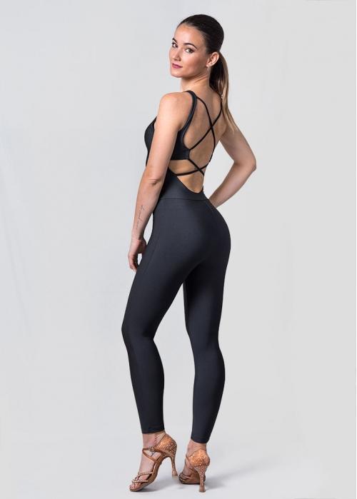 Fiyi black jumpsuit