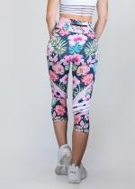 Flower pink Leggings