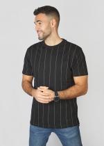 Camiseta raya diplómatica hombre