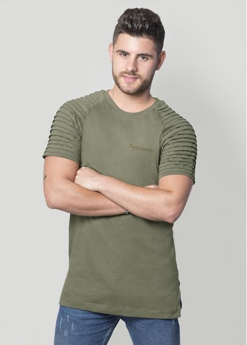 Camiseta armour verde militar