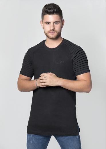 Camiseta ARMOUR Luis García negra