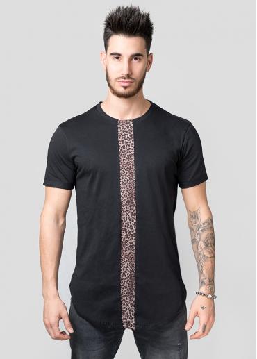 Camiseta Charlie leopardo