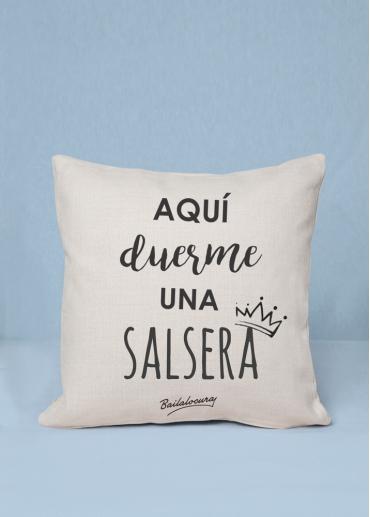 Cojín Cama Salsera