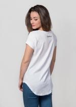 Camiseta Básica BS Blanca